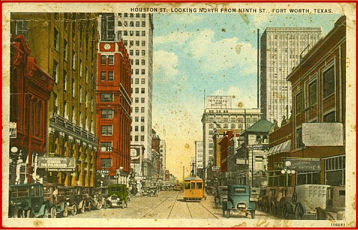 Historic Fort Worth